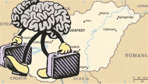 Hungary's Brain Drain Young And Highlyeducated Leaving