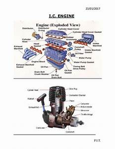 Various Parts Of An I C  Engine Pdf