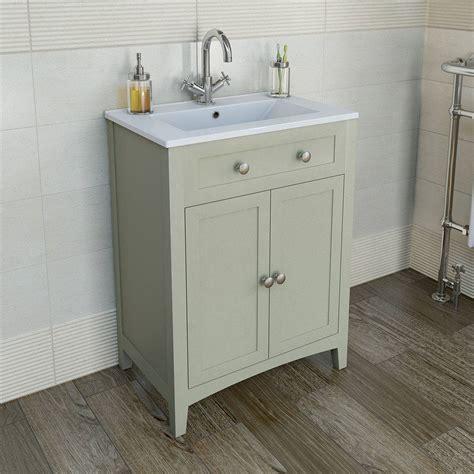 Bathroom Vanity Units Plumbworld Camberley 600 Door Unit Basin Victoriaplum