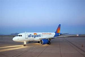 Review: Here'... Allegiant Airlines