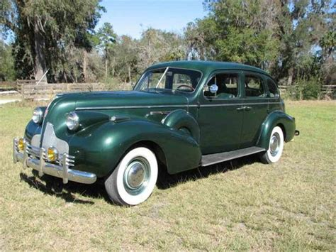 1939 Buick Roadmaster For Sale Classiccarscom Cc 973190