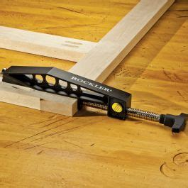 pock  hole clamp  quick release rockler