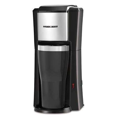 Free shipping on prime eligible orders. BLACK+DECKER Single Serve Coffee Maker-CM618 - The Home Depot
