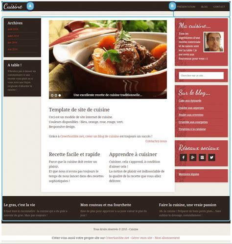 site cuisine facile cuisine quatre trã s beaux designs de site autour de la