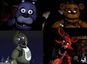 RageGenerator - Rage Comic - FNAF Characters