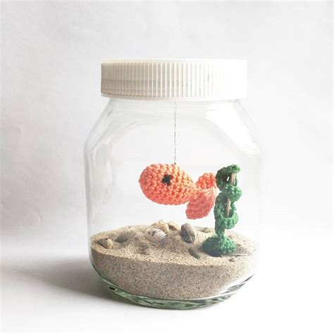 basteln mit frischhaltefolie diy aquarium f 252 r faule handmade kultur