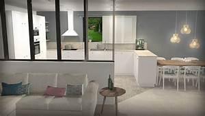 Architecte D Intérieur Grenoble : projet r habilitation appartement c line vekemans cevek ~ Melissatoandfro.com Idées de Décoration