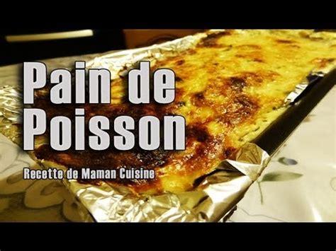 recette de cuisine poisson de poisson recette de maman cuisine