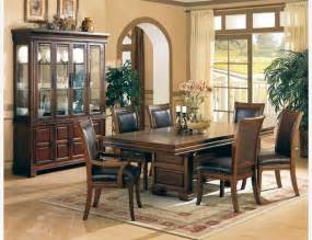7 dining room sets coaster 7 pc cherry wood dining room set table chairs leather seat traditional dining sets