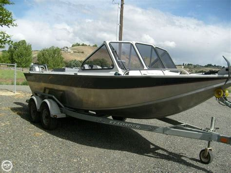 River Jet Boats For Sale Used by 2001 Used River 20 Rb Trapper Jet Boat For Sale