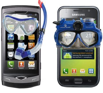 Samsung Dive Samsung Dives Into Wave And Galaxy S With Remote Lock Wipe