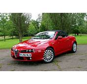 Alfa Spider Romeo Convertible 2007 2010