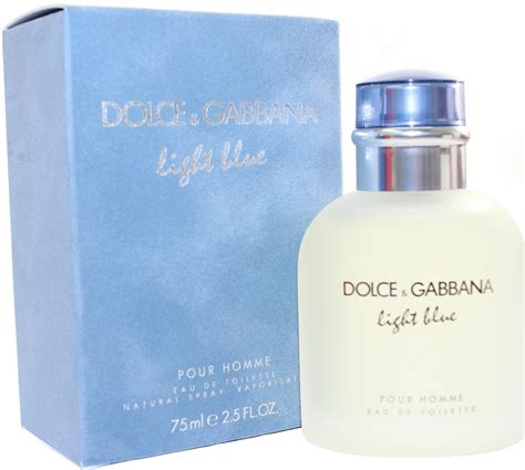 Dolce And Gabbana Light Blue For by Light Blue 2 5 Oz Edt Spray For By Dolce Gabbana In