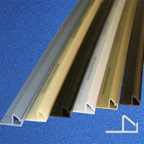 Wall Upholstery Track Systems by Fabricmate Systems 1 2 Quot Bevel Panel Track For Diy Fabric