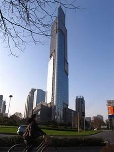 Zifeng Tower - Nanjing, China - 450 metros de altura ...