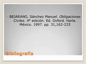 Obligaciones Civiles Manuel Bejarano Sanchez Download