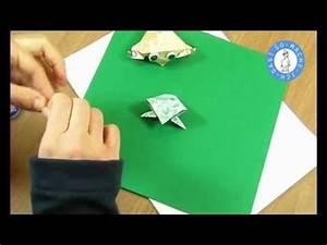 Geldfrosch Basteln Anleitung : geldscheine falten frosch kr te geldgeschenke origami ~ Lizthompson.info Haus und Dekorationen