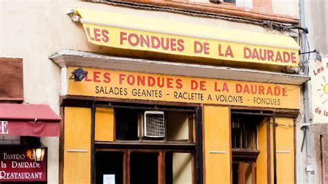 la cuisine de jean toulouse les fondues de la daurade restaurant 1 rue jean suau