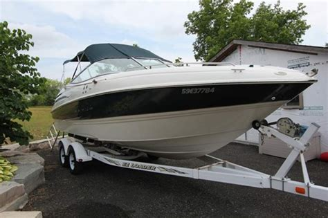 Maxum Boats For Sale In Ontario by For Sale Used 2002 Maxum 2300 Sc In Toronto Ontario