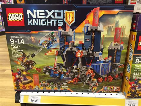 2016 Lego Nexo Knights Sets Released & Photos!