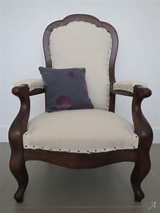 Fauteuil Enfant Personnalisable : fauteuil voltaire personnalisable pour enfant ref 1374 artisans du patrimoine ~ Melissatoandfro.com Idées de Décoration