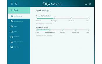 Zillya! Antivirus Definition Updates screenshot #4