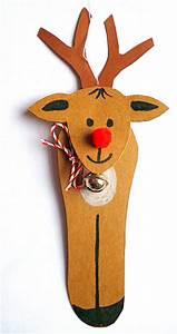 Weihnachtsmann Basteln Aus Pappe : elch aus pappe zum aufh ngen weihnachten basteln meine ~ Haus.voiturepedia.club Haus und Dekorationen