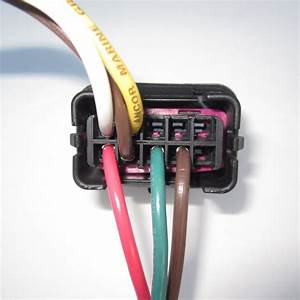 1999 - 2005 Vw Mk4 Jetta Headlight Wiring Harness