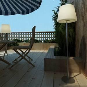Lampadaire Exterieur Design : lampadaire design ext rieur et int rieur ~ Teatrodelosmanantiales.com Idées de Décoration
