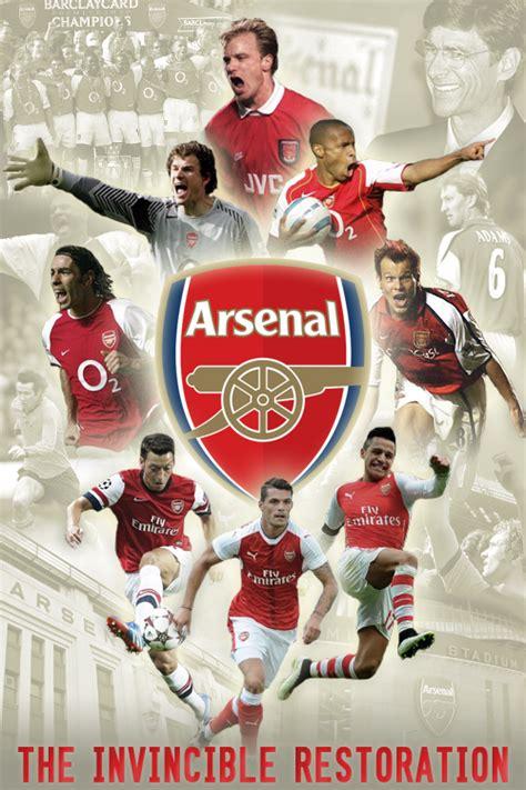 Arsenal Fc Invincibles Squad