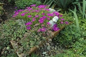 Kleine Gärten Schön Gestalten : pflanztr ge aus steinguss selbst gebaut mein sch ner garten ~ Eleganceandgraceweddings.com Haus und Dekorationen