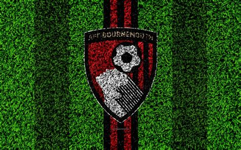 Latest football transfer rumours about bournemouth. Download wallpapers Bournemouth FC, AFCB, 4k, football lawn, emblem, logo, English football club ...