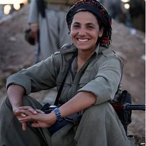 IRAQ & SYRIA: The Kurdish female fighters bringing the ...