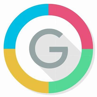 Chrome Google Icon Clipart Transparent Pink Background