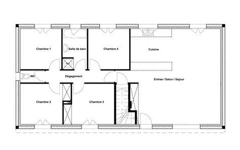 chambre en sous sol chambre en sous sol w3235v2 plainpied de style 2 chambres