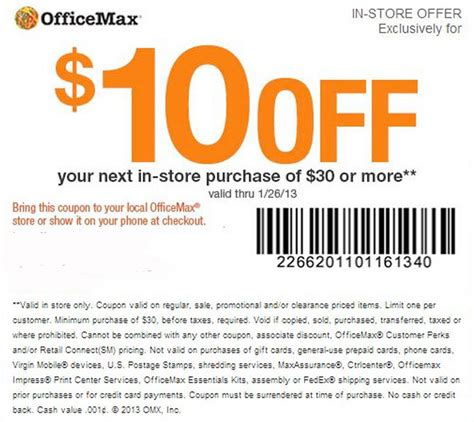 57624 Befrugal Printable Coupons by Office Max Coupon June 2018 I9 Sports Coupon