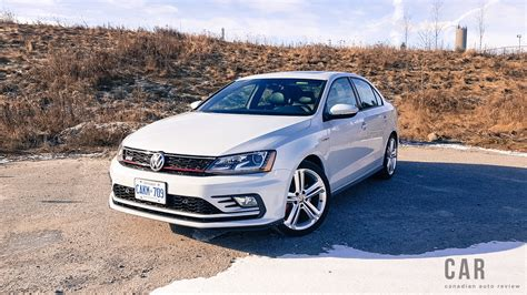 volkswagen gli review 2017 volkswagen jetta gli canadian auto review
