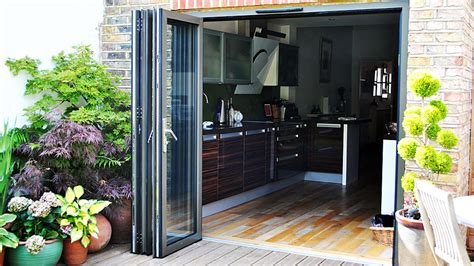 folding sliding doors hd82 system hurricane impact