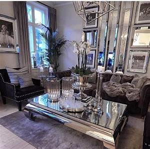 Mirrored, Living, Room