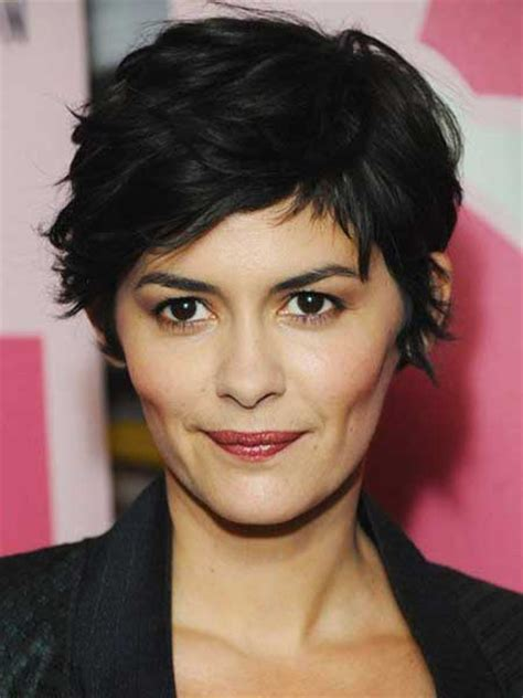Tousled Hairstyles for Short Hair   Women Hairstyles