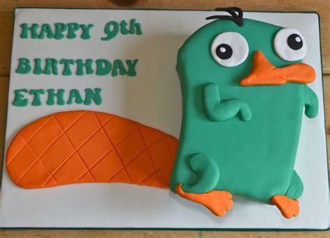 perry  platypus cakes decoration ideas