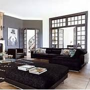 Living Room Rugs Living Room Curtains Living Room Colours Living Room Interesting Brown Couch Gray Wall Interior Design Ideas Decozilla Decorating Your Living Room With Modern Brown Leather Sofa Entails Living Room Living Room Color Schemes Brown Living Room Color Schemes