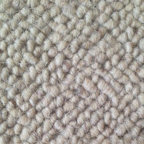 Green And Purple Rugs by Allfloors Wensleydale Malt 100 Wool Berber Cream Carpet