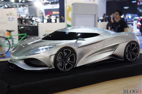 Koenigsegg Utagera Concept Il Suo Designer Ha 15 Anni