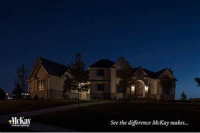 Security Lighting Outdoor Residential Before Night Safe