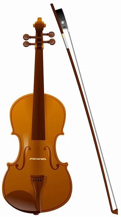 Violin Clip Clipart Yopriceville Violon Transparent Clipartart