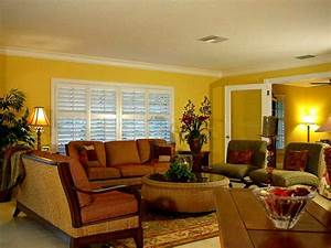 living room paint color ideas for warm atmosphere design With colour it yellow living room