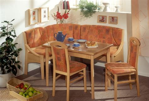 cool breakfast nook furniture for your home