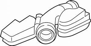 Lincoln Mkt Engine Air Intake Hose  Liter  Duct