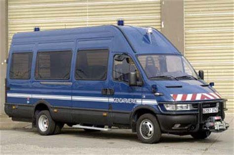 vehicules de la gendarmerie nationale gign historique